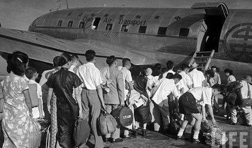 1949年,中共建國;若你是當年的知識分子,要去台灣還是大陸?