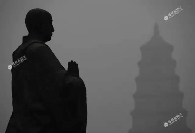 【圖集 / 霧霾10年】今夜,我不關心逃離北上廣,我只關心這10年霧霾怎樣了?